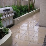 Landscaping project, northern beaches
