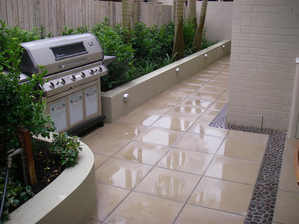 paving and landscaping northern beaches