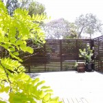 Timber screens and decking northern beaches