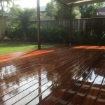 Decking and turfing northern beaches