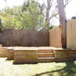 Retaining walls project northern beaches
