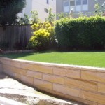 Sandstone wall project northern beaches