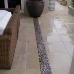 Paving and pebble design, northern beaches