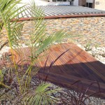 stone wall cladding project