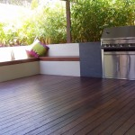 Timber Decking project Northern beaches