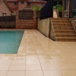 Pool surrounds, paving northern beaches